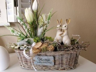 Inspirational Easter Decorations Ideas To Impress Your Guests 12