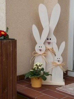 Inspirational Easter Decorations Ideas To Impress Your Guests 26