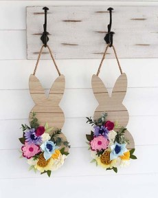 Inspirational Easter Decorations Ideas To Impress Your Guests 49