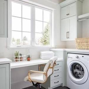 Inspiring Laundry Room Design With French Country Style 33