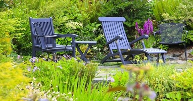 Luxury Garden Furniture Ideas To Enjoy Your Spring Backyard 23