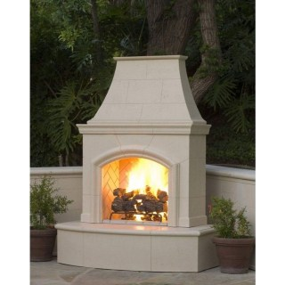 Marvelous Backyard Fireplace Ideas To Beautify Your Outdoor Decor 07