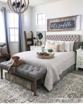 Perfect Choices Of Furniture For A Farmhouse Bedroom 26