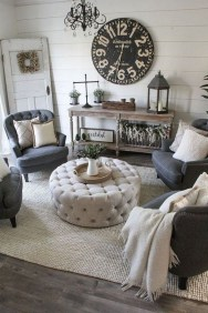 Popular Ways To Efficiently Arrange Furniture For Small Living Room 30