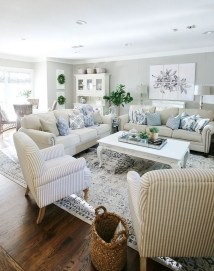Popular Ways To Efficiently Arrange Furniture For Small Living Room 50