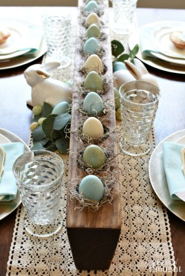 Stunning Easter Home Decoration Ideas That Everyone Will Love This Spring 06
