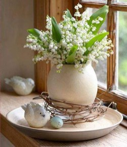 Stunning Easter Home Decoration Ideas That Everyone Will Love This Spring 38