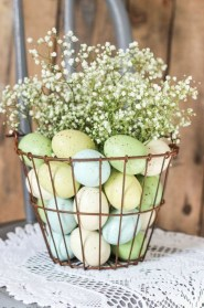 Stunning Easter Home Decoration Ideas That Everyone Will Love This Spring 49