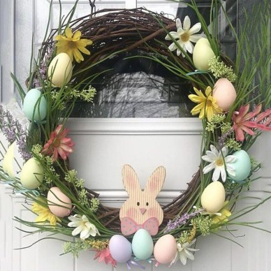 Superb Easter Indoor Decoration Ideas For Your Home 09