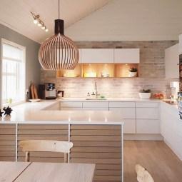 Wonderful Scandinavian Kitchen Design Ideas To Have Right Now 14