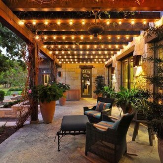Creative Backyard Lighting Design Ideas That You Should Try 24