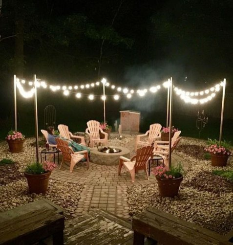 Creative Backyard Lighting Design Ideas That You Should Try 38