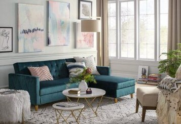 Cute Pastel Living Room Design Ideas That You Should Have 40