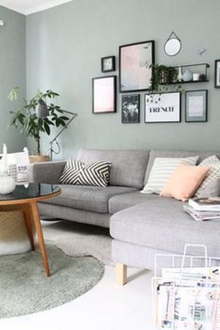 Cute Pastel Living Room Design Ideas That You Should Have 51