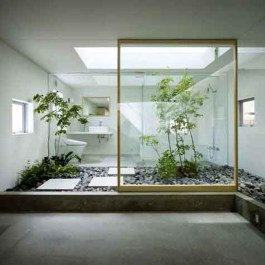 Elegant Indoor Rock Garden Ideas That Can Enhance Your Home Style 02