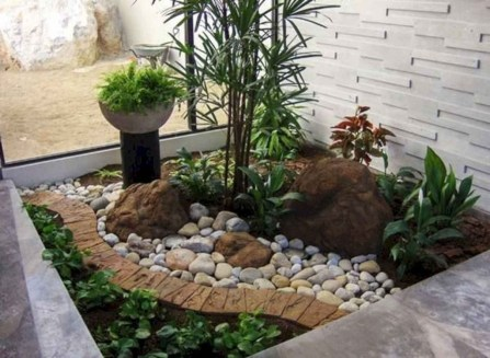 Elegant Indoor Rock Garden Ideas That Can Enhance Your Home Style 41