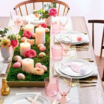 Marvelous Easter Tablescapes That Will Make Your Jaw Drop 12