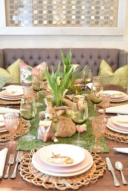 Marvelous Easter Tablescapes That Will Make Your Jaw Drop 21