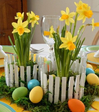 Marvelous Easter Tablescapes That Will Make Your Jaw Drop 23