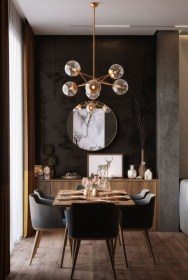 Modern Dining Room Design Ideas That Are Comfortable 16