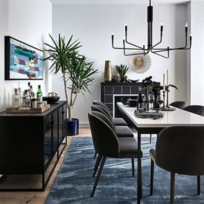 Modern Dining Room Design Ideas That Are Comfortable 24