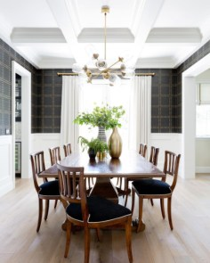 Modern Dining Room Design Ideas That Are Comfortable 27