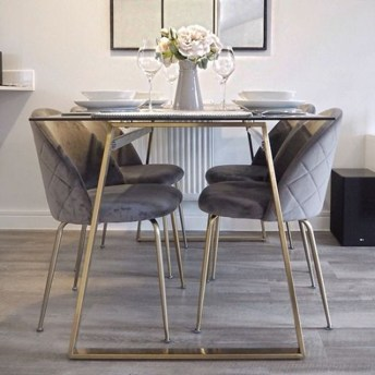 Modern Dining Room Design Ideas That Are Comfortable 37