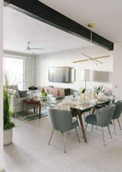Modern Dining Room Design Ideas That Are Comfortable 39