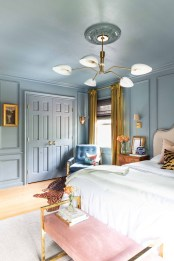 Most Inspiring Painted Bedroom Wall Ideas You Have To Know 01