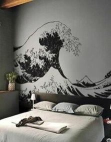Most Inspiring Painted Bedroom Wall Ideas You Have To Know 12