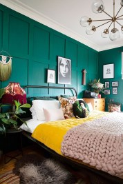 Most Inspiring Painted Bedroom Wall Ideas You Have To Know 22