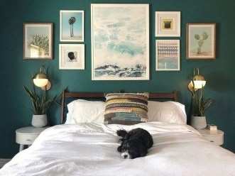 Most Inspiring Painted Bedroom Wall Ideas You Have To Know 31