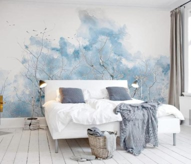 Most Inspiring Painted Bedroom Wall Ideas You Have To Know 33