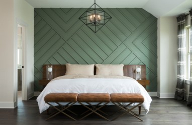 Most Inspiring Painted Bedroom Wall Ideas You Have To Know 34