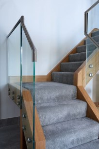 Perfect Home Stair Design With Light That Very Beautiful 09