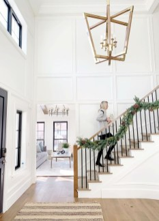 Perfect Home Stair Design With Light That Very Beautiful 25