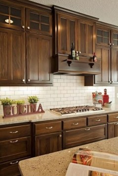 Rustic Wooden Kitchen Design And Decoration Ideas You Need To Try 07