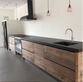 Rustic Wooden Kitchen Design And Decoration Ideas You Need To Try 10