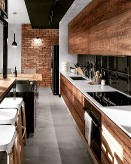 Rustic Wooden Kitchen Design And Decoration Ideas You Need To Try 26