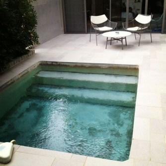 Simple Tiny Swimming Pool Ideas For Stunning Small Backyard 12