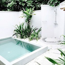 Simple Tiny Swimming Pool Ideas For Stunning Small Backyard 32
