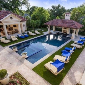 Simple Tiny Swimming Pool Ideas For Stunning Small Backyard 34