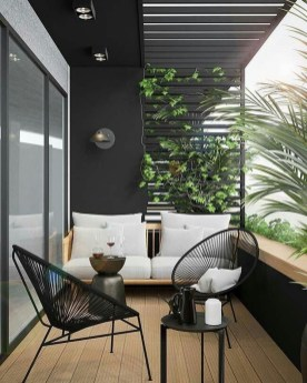Small Balcony Ideas For A Relaxing Place Get Rid Of Saturation 09