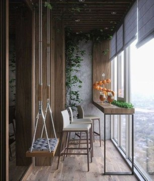 Small Balcony Ideas For A Relaxing Place Get Rid Of Saturation 24