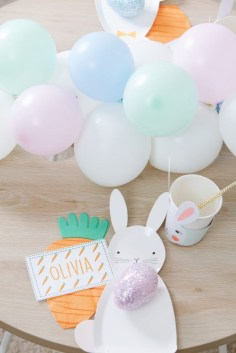 Superb Easter Table Decoration Ideas To Give Your Tablescape A Festive Vibe 16