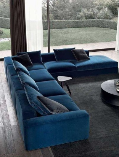 Unusual Corner Sofa Ideas That You Can Apply In The Living Room 11