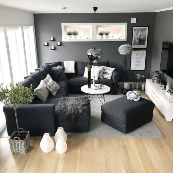 Unusual Corner Sofa Ideas That You Can Apply In The Living Room 20