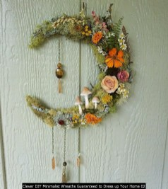 Clever DIY Minimalist Wreaths Guaranteed To Dress Up Your Home 02
