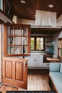 Comfy Modern Tiny House Ideas That Might Just Inspire You To Downsize 21