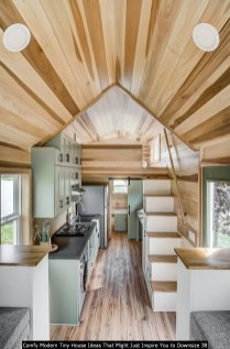Comfy Modern Tiny House Ideas That Might Just Inspire You To Downsize 38